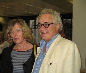 Egon Ammann und Marie-Luise Flammersfeld - das Verlegerpaar/ Ammann Verlag